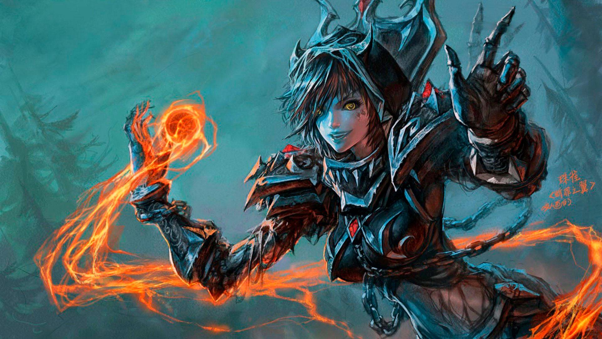 World of Warcraft красивые и крутые обои для рабочего стола 16