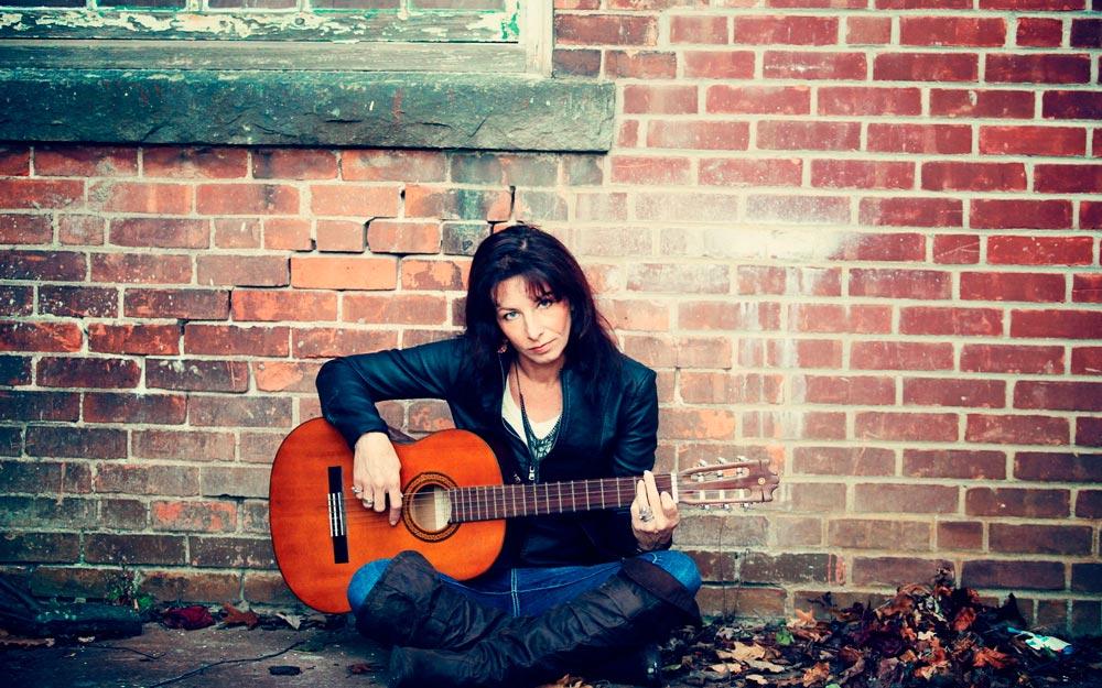 Красивые картинки девушки с гитарой - подборка фотографий 16
