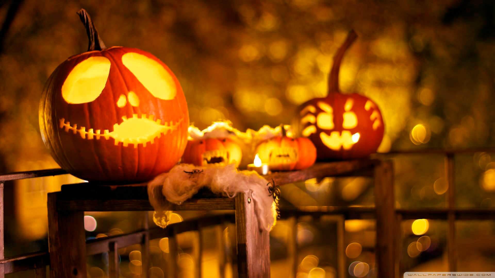 """Классные и прикольные обои """"Хэллоуин"""" на рабочий стол - подборка 3"""