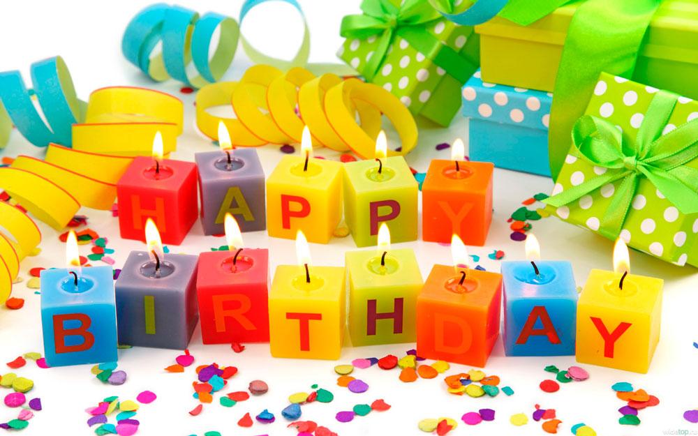 Открытки, картинки с Днем Рождения мальчику - подборка 7