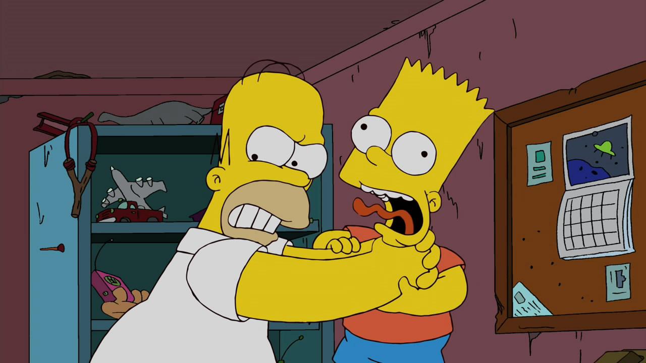 Прикольные картинки Гомера Симпсона - подборка 20 фото 4