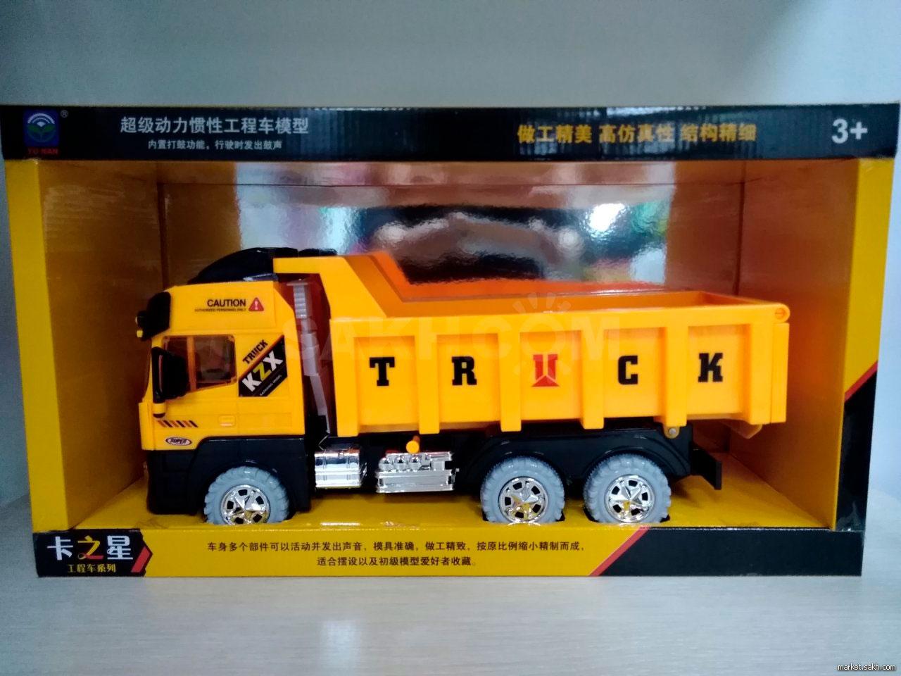 Красивые картинки грузовик для детей - подборка 15 штук 5