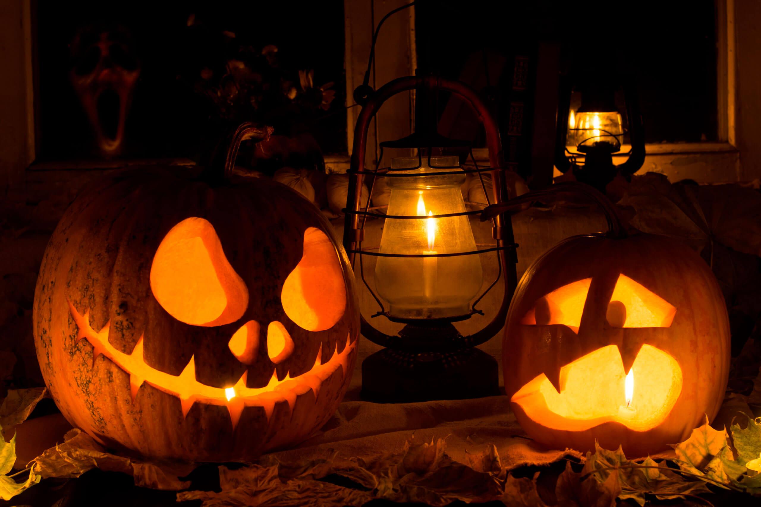 """Классные и прикольные обои """"Хэллоуин"""" на рабочий стол - подборка 2"""