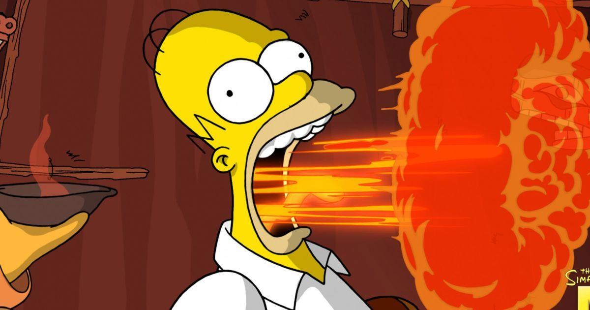 Прикольные картинки Гомера Симпсона - подборка 20 фото 5