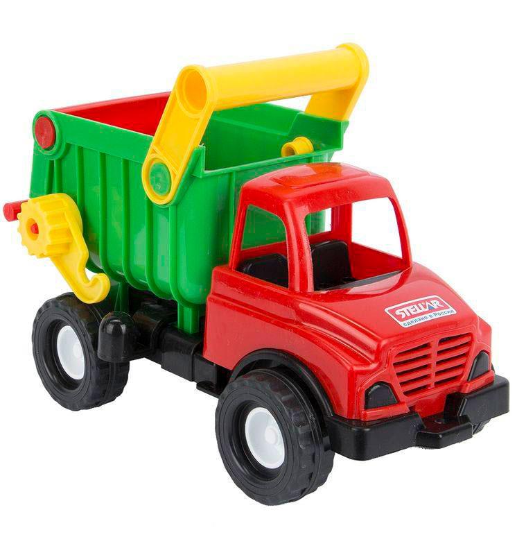 Красивые картинки грузовик для детей - подборка 15 штук 11