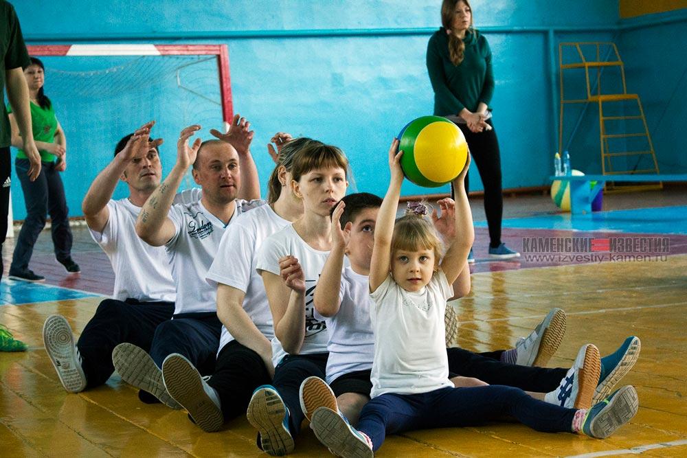 """""""Мама, папа, я - спортивная семья!"""" - красивые картинки 10"""