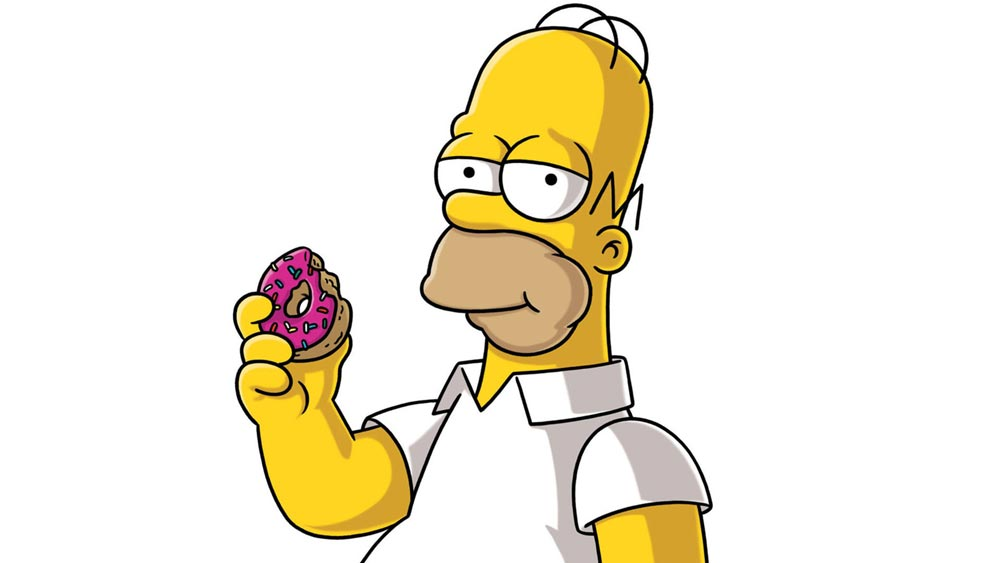 Прикольные картинки Гомера Симпсона - подборка 20 фото 13