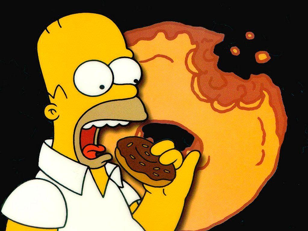 Прикольные картинки Гомера Симпсона - подборка 20 фото 14