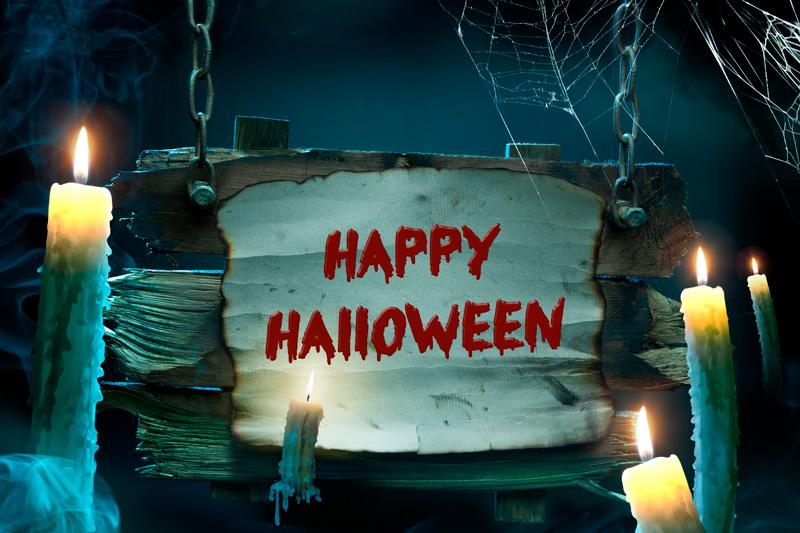 Картинки, открытки поздравления с Хэллоуином - самые прикольные 5
