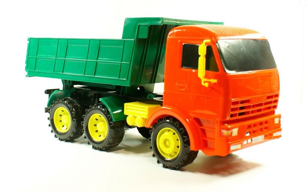 Красивые картинки грузовик для детей - подборка 15 штук 14