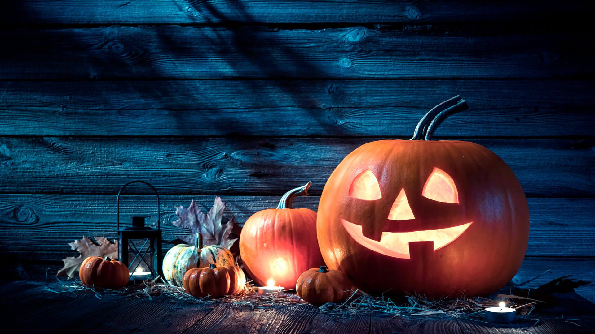 """Классные и прикольные обои """"Хэллоуин"""" на рабочий стол - подборка 18"""