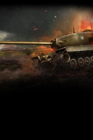 Классные картинки танков на заставку телефона - скачать бесплатно 10