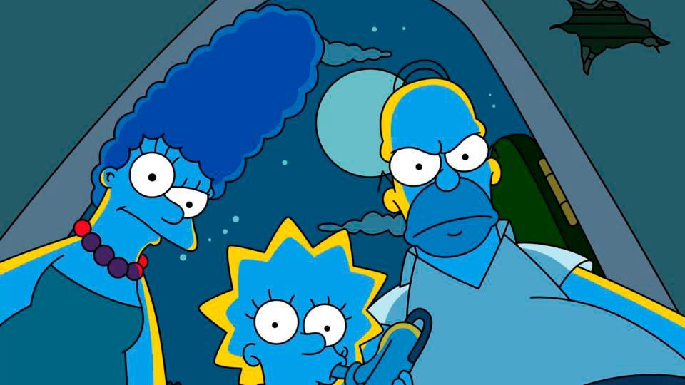 Прикольные картинки Гомера Симпсона - подборка 20 фото 21