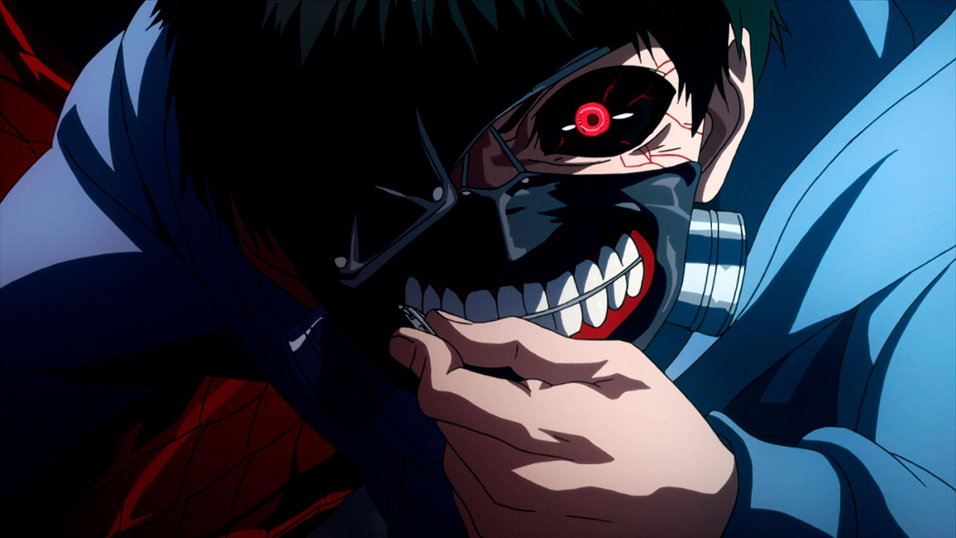 """Самые крутые картинки Канеки Кен из аниме """"Токийский гуль"""" 9"""