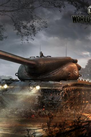 Классные картинки танков на заставку телефона - скачать бесплатно 11