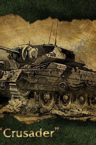 Классные картинки танков на заставку телефона - скачать бесплатно 12