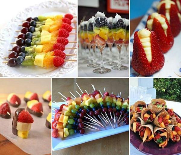 День рождения ребенка - какими вкусностями порадовать маленьких гостей 1