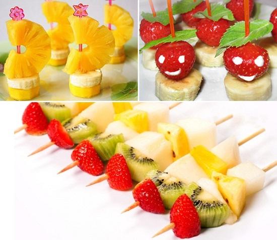 День рождения ребенка - какими вкусностями порадовать маленьких гостей 2