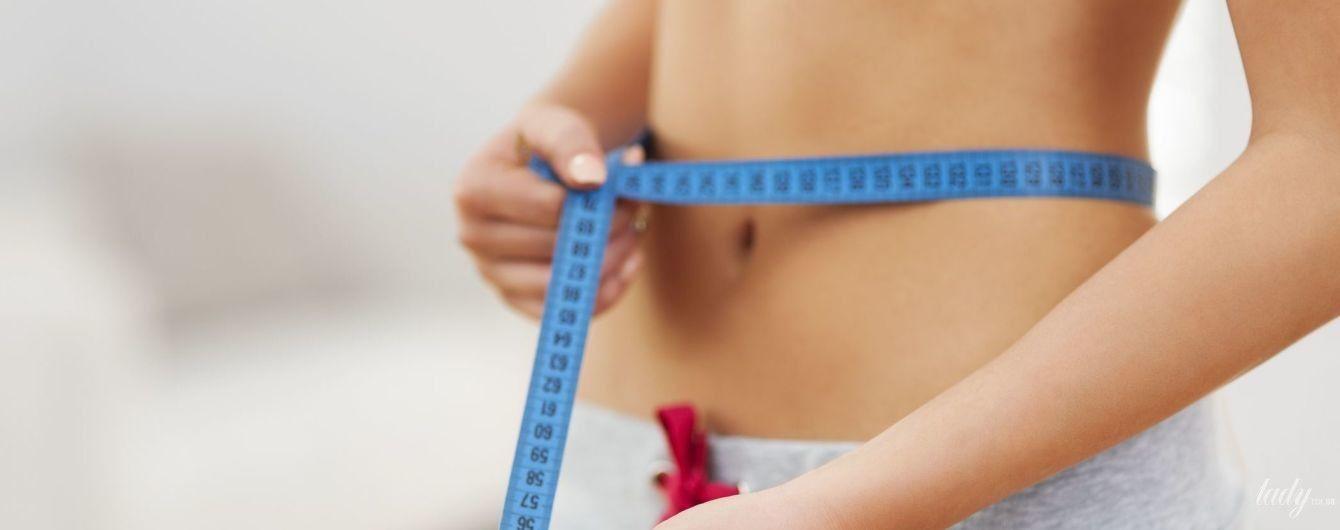 Как быстро похудеть и сохранить результат надолго 1