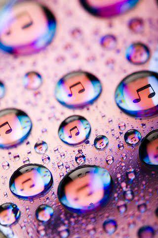 Классные картинки музыки на заставку телефона - подборка 2018 6
