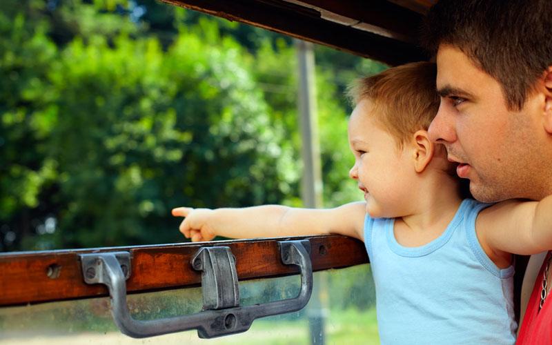 На чём лучше путешествовать с ребёнком Какой вид транспорта лучше 3