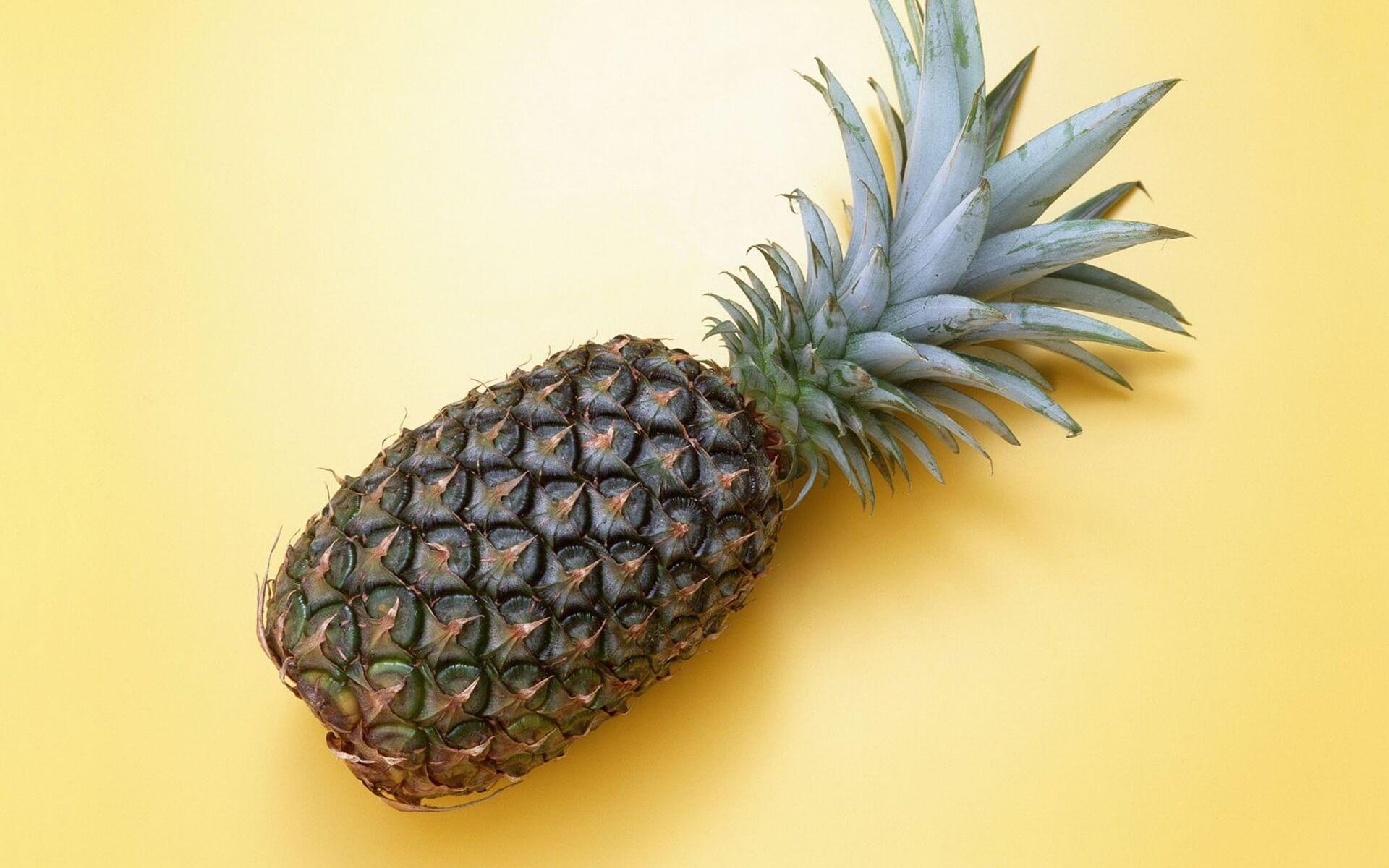 Красивые и прикольные картинки, обои ананаса - подборка 2018 1