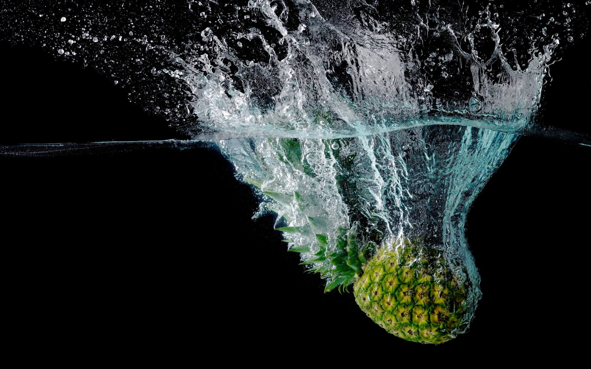 Красивые и прикольные картинки, обои ананаса - подборка 2018 3