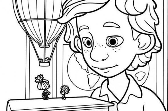 Скачать прикольные и красивые картинки разукрашки для детей 1