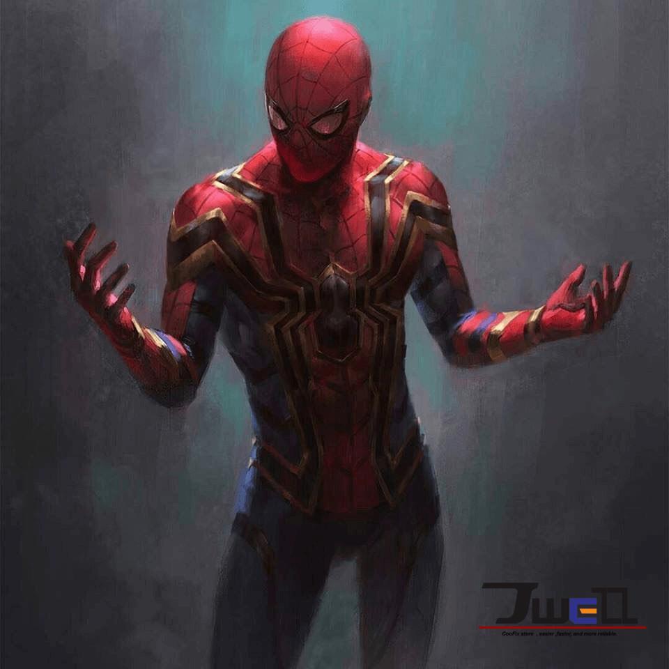 Spider-Man, Человек-паук - самые популярные и красивые арт картинки 1