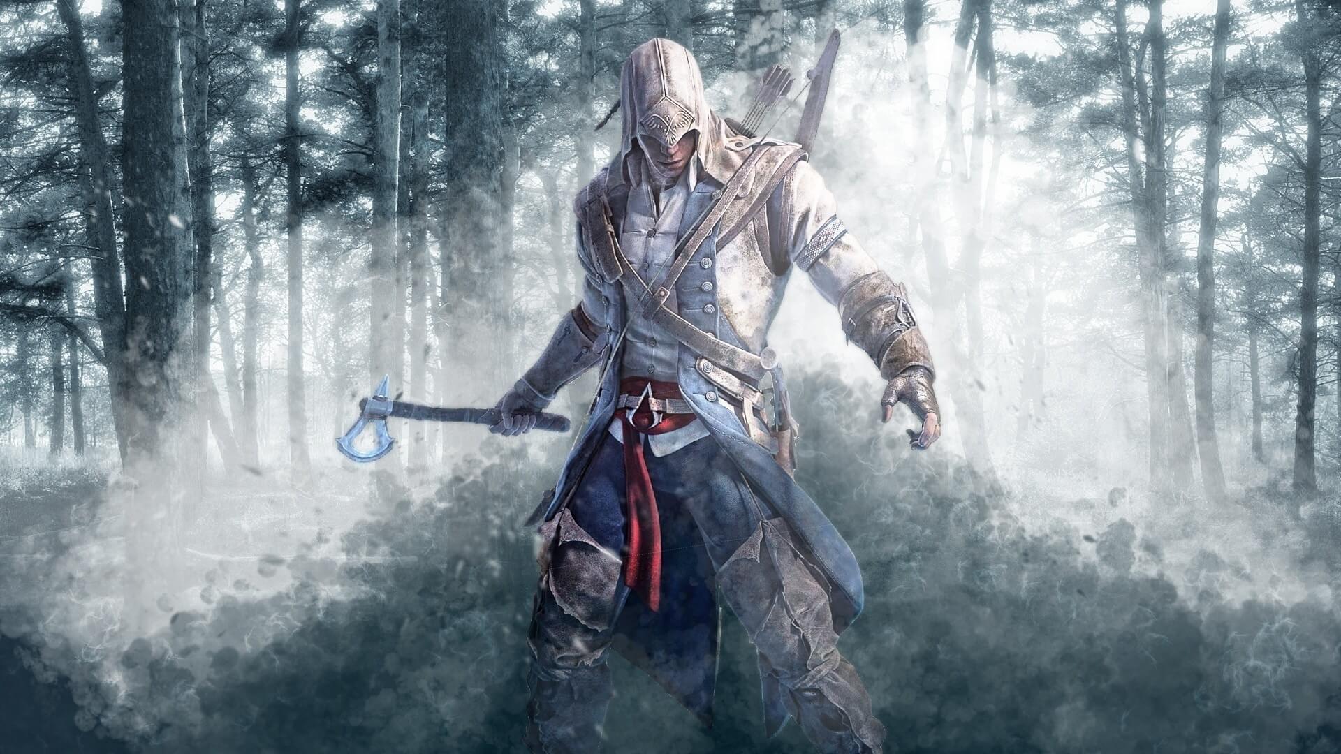 Обои и картинки Assassins creed на рабочий стол - подборка 2