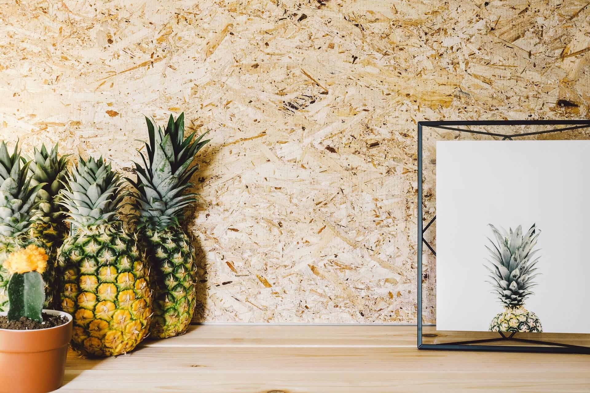 Красивые и прикольные картинки, обои ананаса - подборка 2018 4