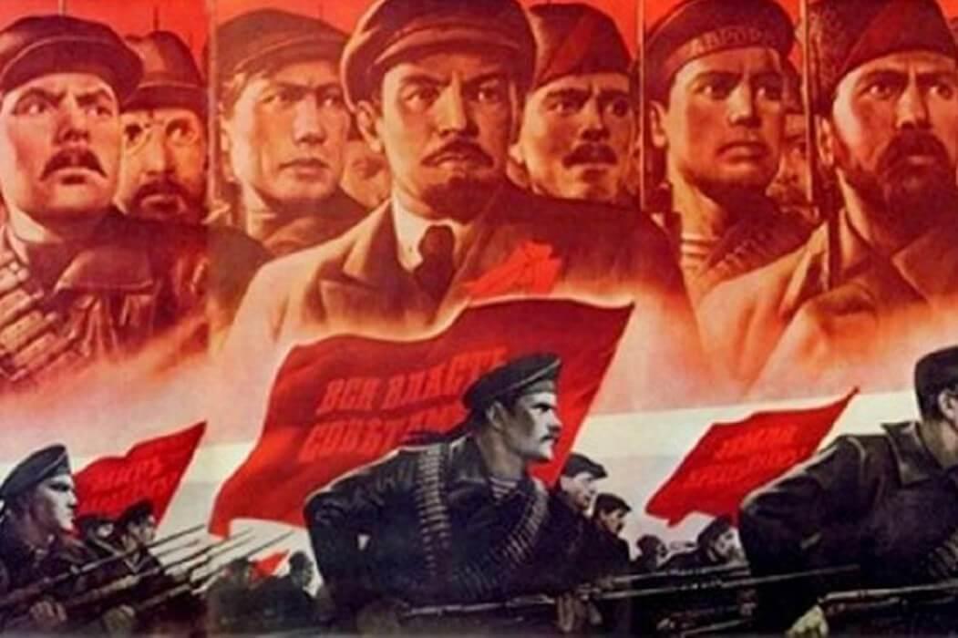 Картинки С Днем Октябрьской революции 1917 года в России 2