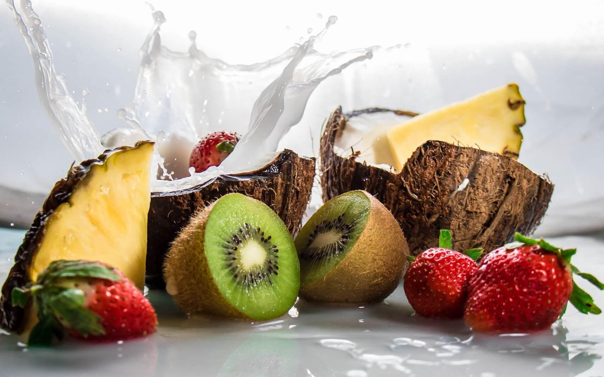 Красивые и прикольные картинки, обои ананаса - подборка 2018 2