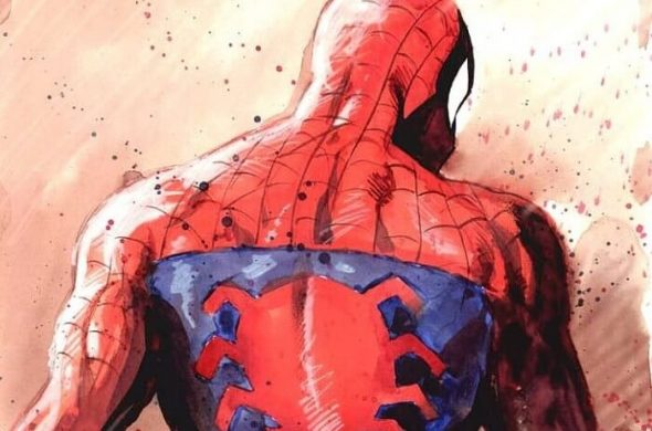 Spider-Man, Человек-паук - самые популярные и красивые арт картинки 16