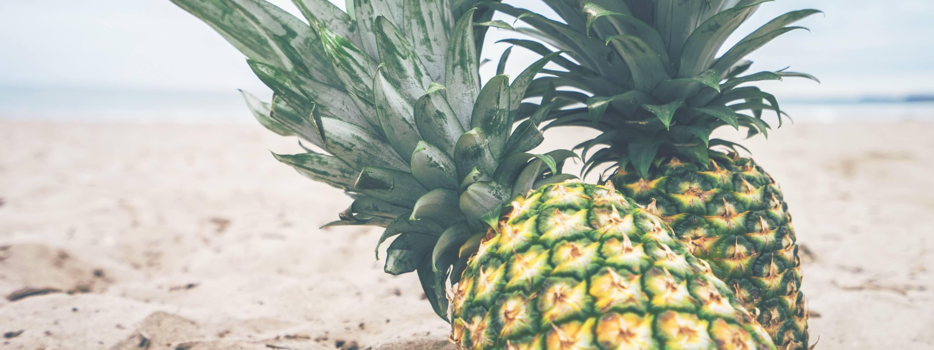 Красивые и прикольные картинки, обои ананаса - подборка 2018 10