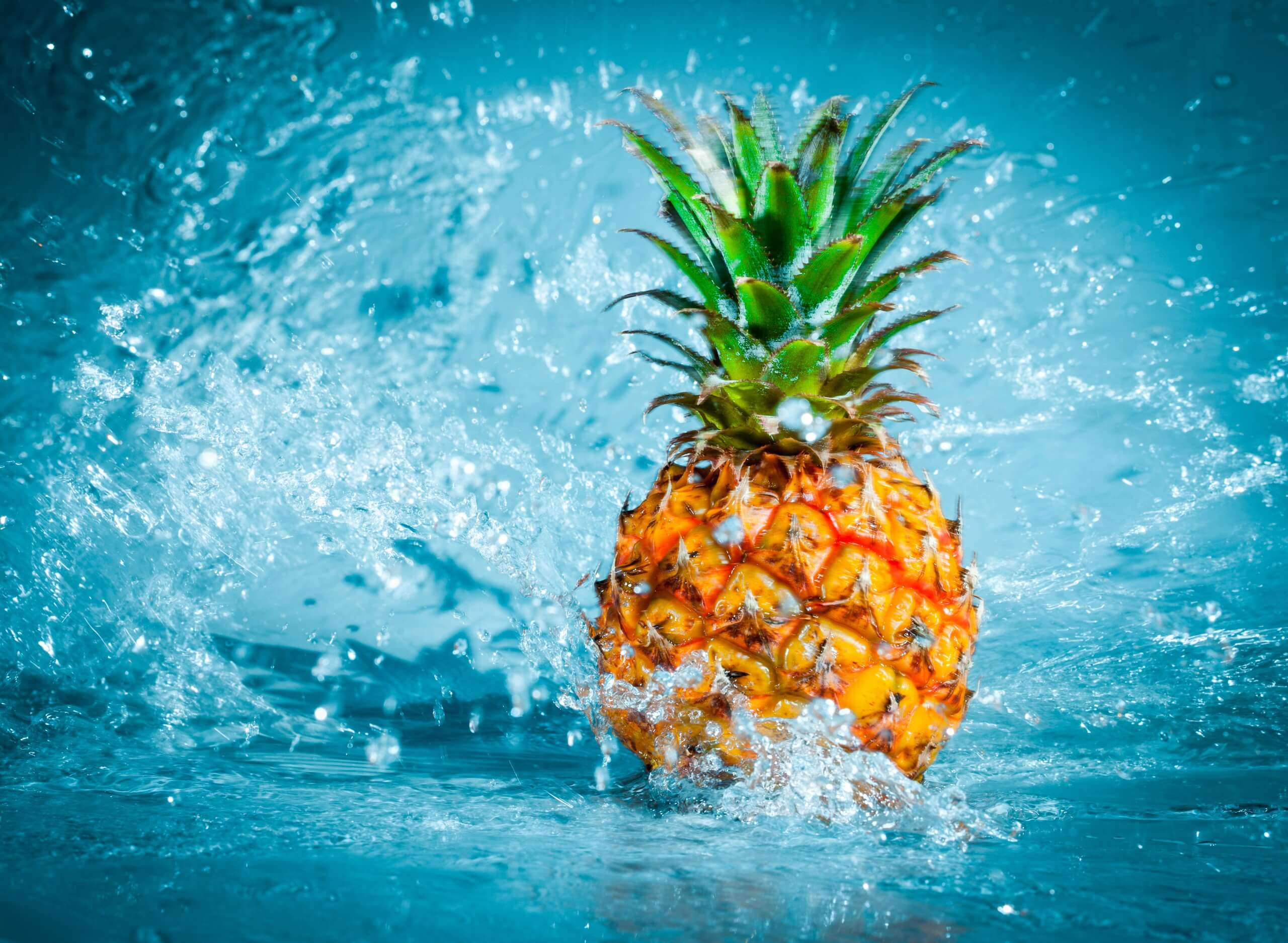 Красивые и прикольные картинки, обои ананаса - подборка 2018 7