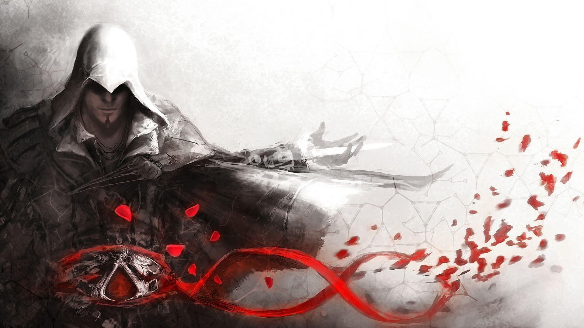 Обои и картинки Assassins creed на рабочий стол - подборка 12