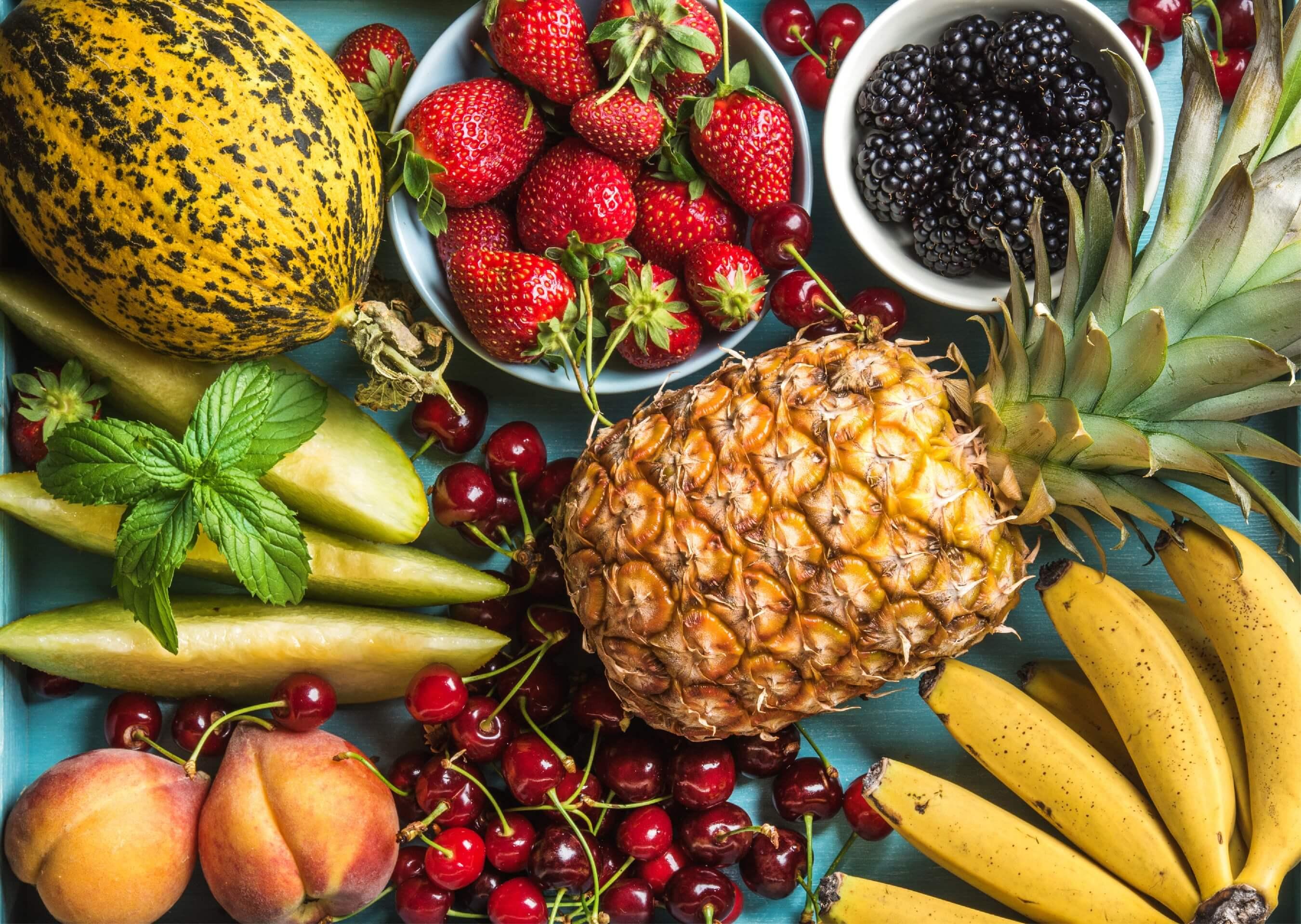 Красивые и прикольные картинки, обои ананаса - подборка 2018 11