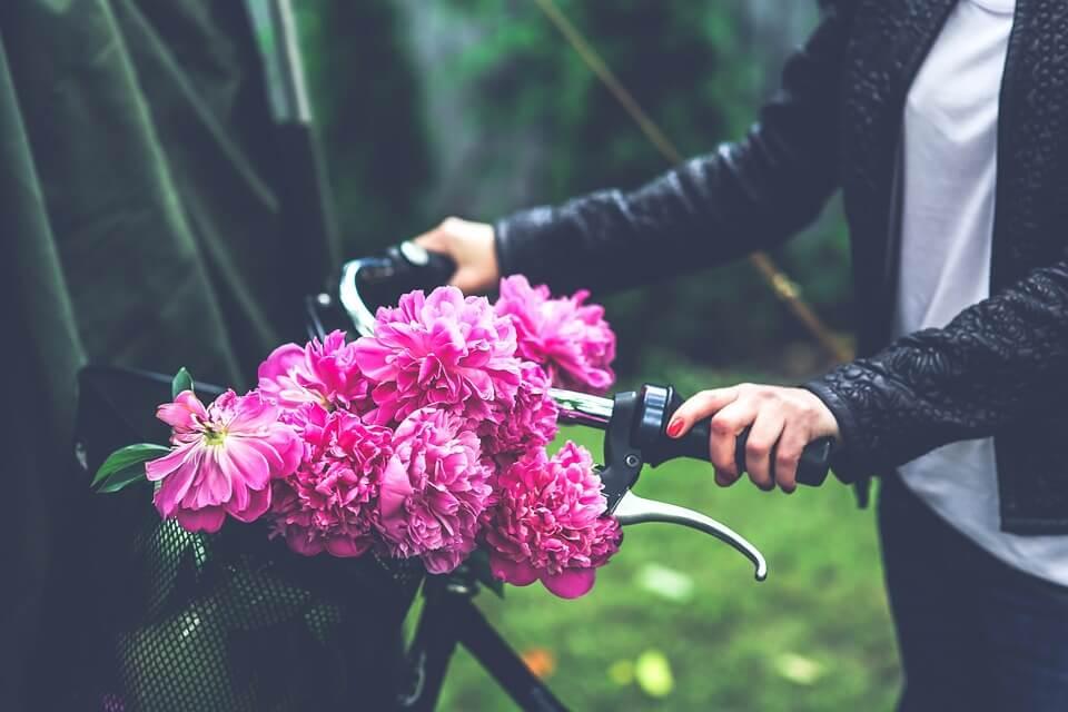 """Красивые картинки и фотографии """"Корзина цветов"""" - подборка 3"""