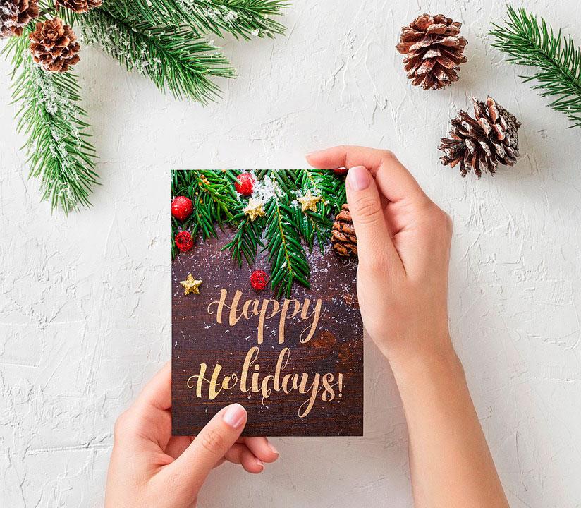 Самые лучшие картинки с Новым 2019 годом - поздравления и открытки 4