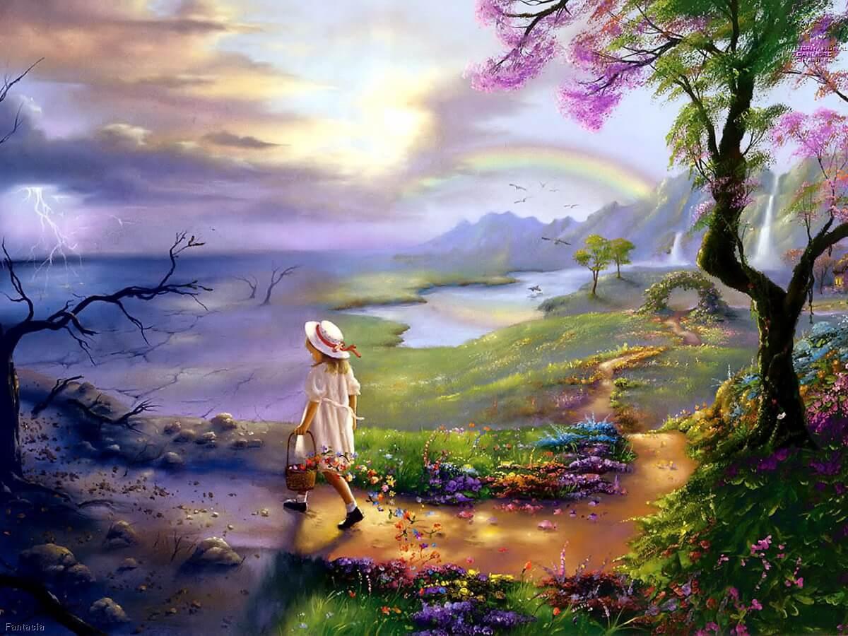 Красивые и приятные картинки для души и настроения - подборка 15