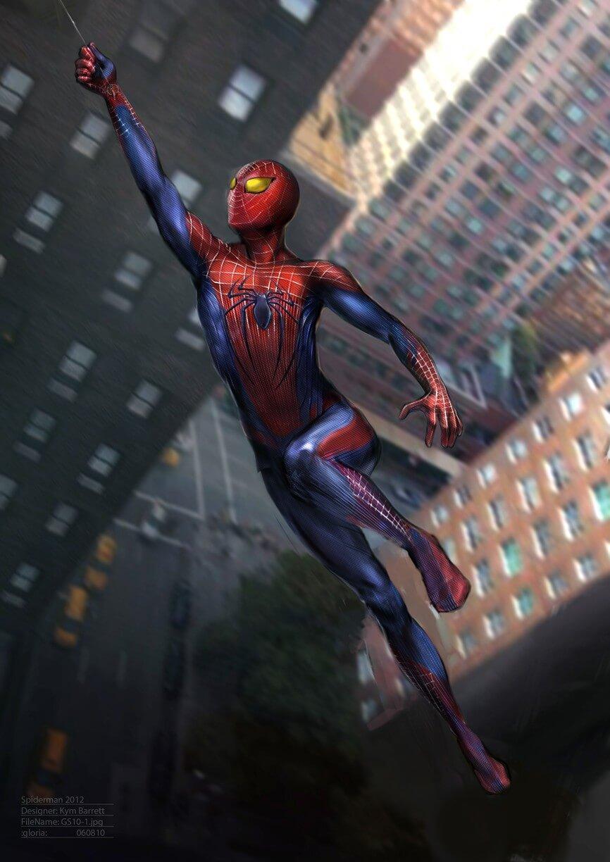 Spider-Man, Человек-паук - самые популярные и красивые арт картинки 17