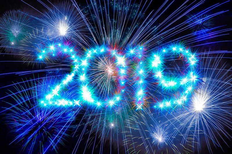 Самые лучшие картинки с Новым 2019 годом - поздравления и открытки 7