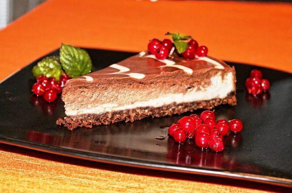 Самые вкусные и аппетитные картинки Чизкейка - подборка фото 19