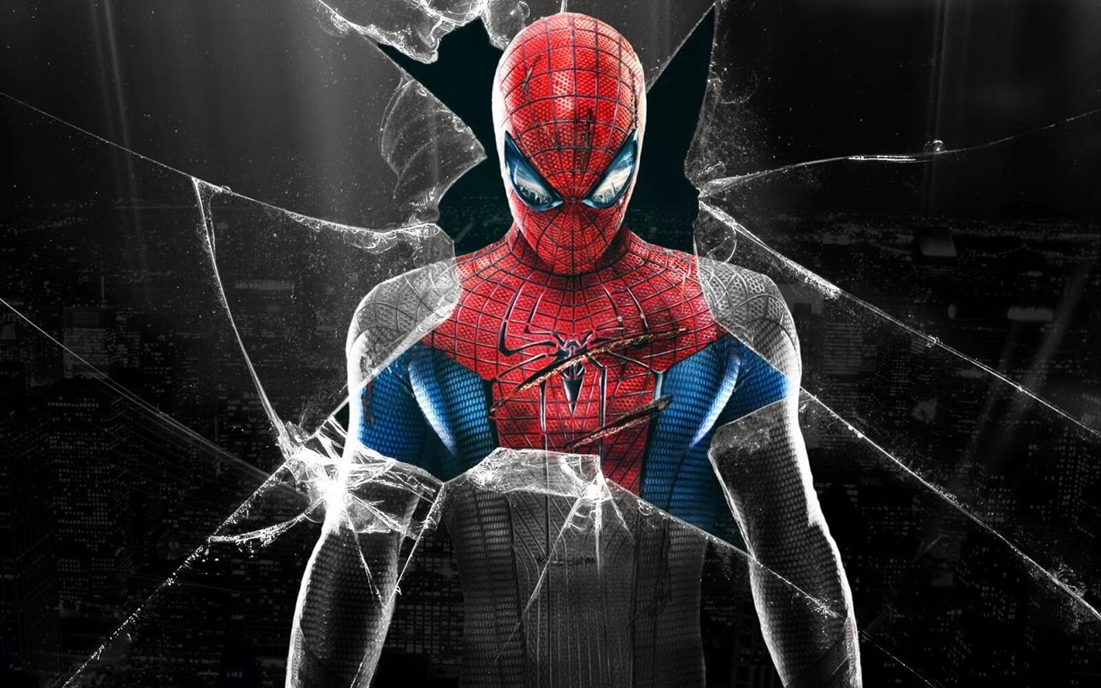 Spider-Man, Человек-паук - самые популярные и красивые арт картинки 19