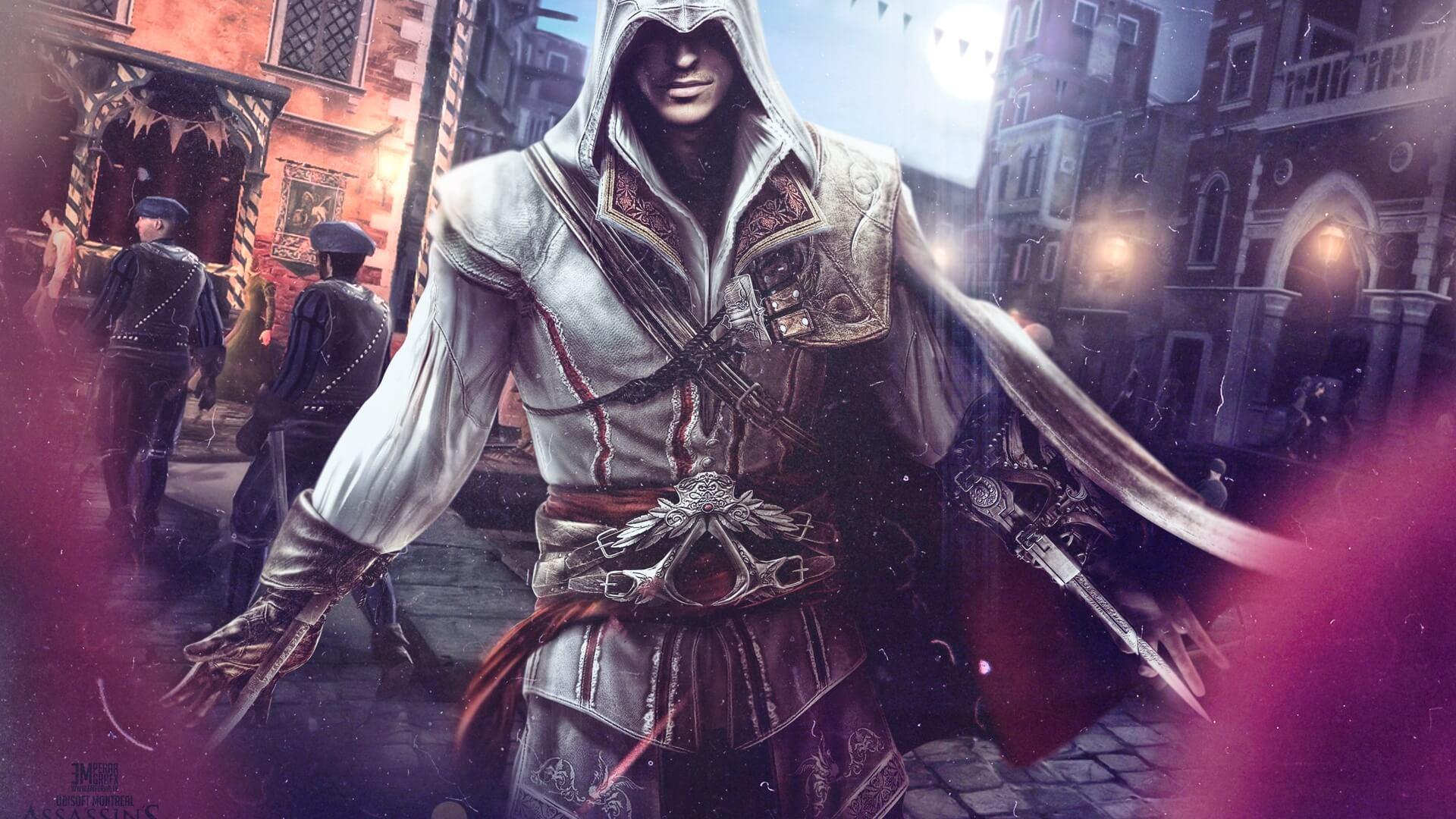 Обои и картинки Assassins creed на рабочий стол - подборка 18
