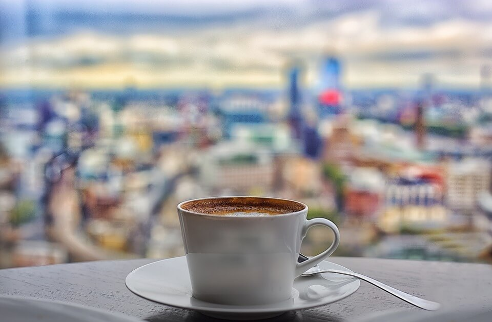Красивые картинки кофе на утро - подборка напитков 16