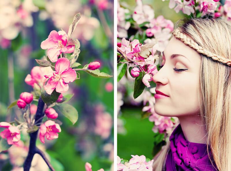 """Красивые картинки и фото """"Аромат весны"""" - подборка 17"""