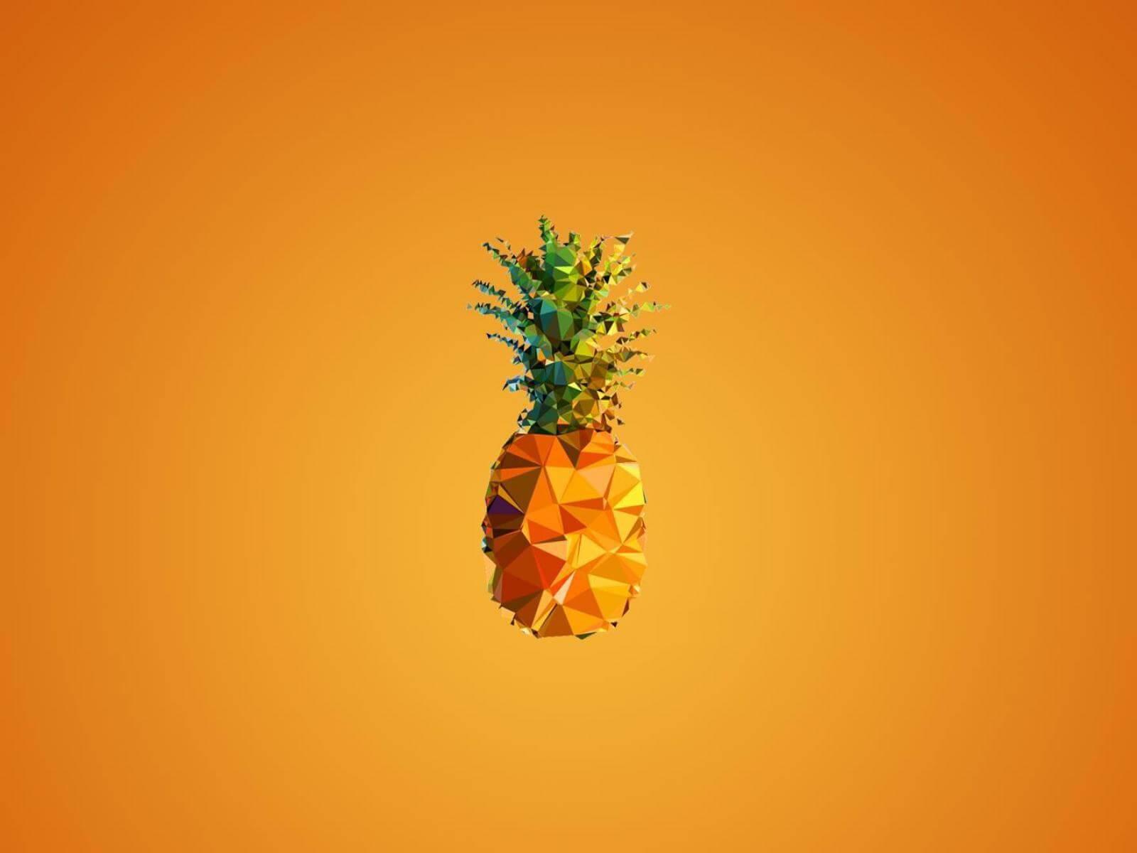 Красивые и прикольные картинки, обои ананаса - подборка 2018 19