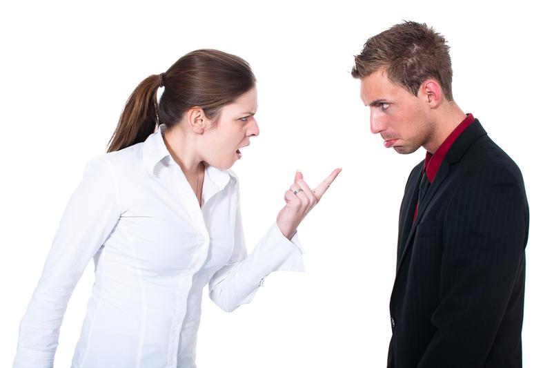 Как правильно вести себя, если собеседник набрасывается с оскорблениями 1
